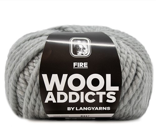 Wooladdicts Savage Saffron Muts Breipakket 5