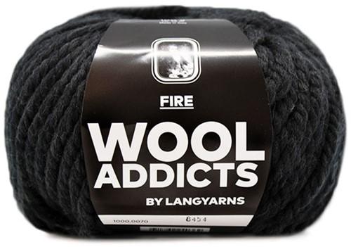 Wooladdicts Savage Saffron Muts Breipakket 7