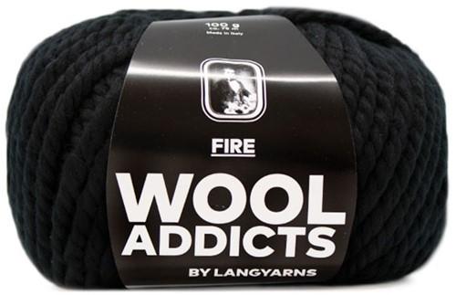 Wooladdicts Chilly Milly Vest Breipakket 8 M/L