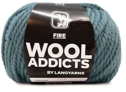 Wooladdicts Chilly Milly Vest Breipakket 9 M/L