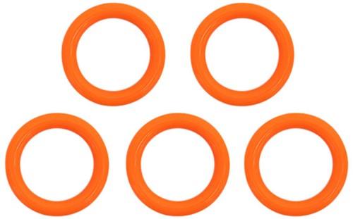 Durable Plastic Ringetjes 40mm 5 stuks 693