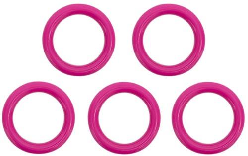 Durable Plastic Ringetjes 40mm 5 stuks 786