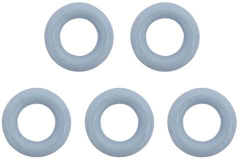 Durable Plastic Ringetjes 25mm 5 stuks 259