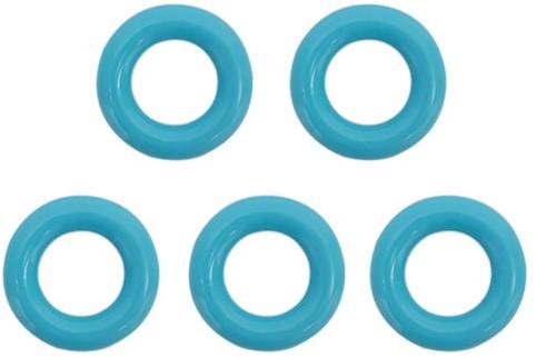 Durable Plastic Ringetjes 25mm 5 stuks 298