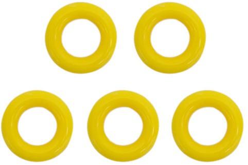 Durable Plastic Ringetjes 25mm 5 stuks 645