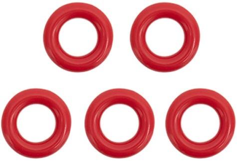 Durable Plastic Ringetjes 25mm 5 stuks 722