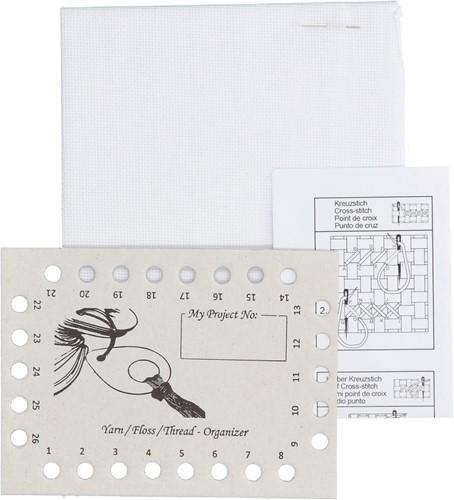 Restyle Borduurstof Aïda 54 (14 ct.) 009 White