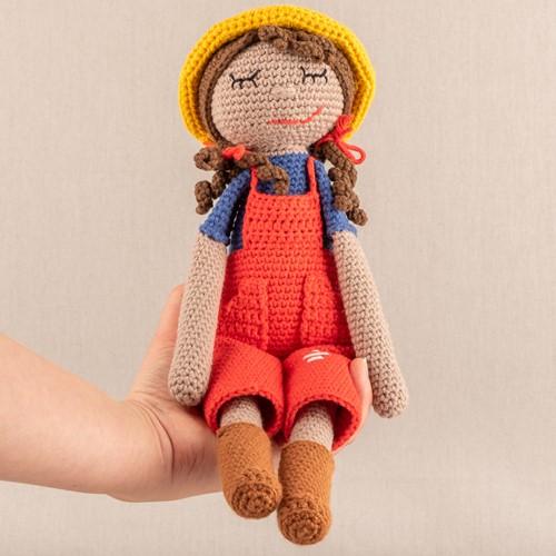 Haakpatroon Yarn and Colors Freddy/Francine Farmer
