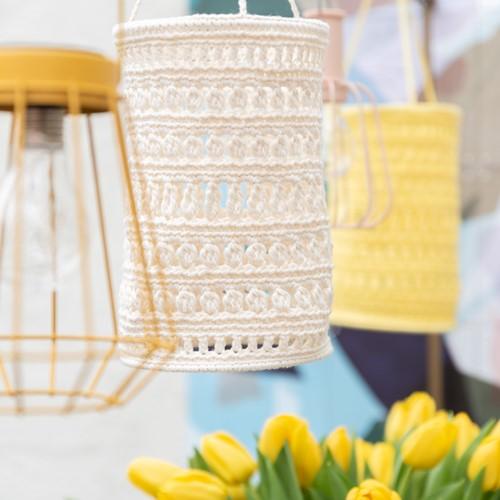 Yarn and Colors Garden Party Lantern Haakpakket