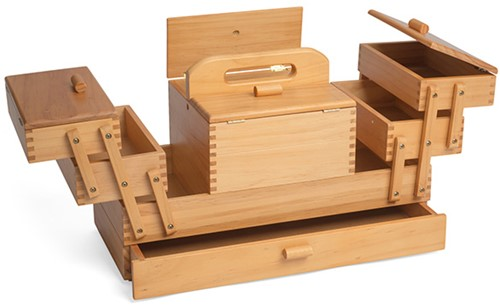Naaimand Wood Cantilever S 4-tier