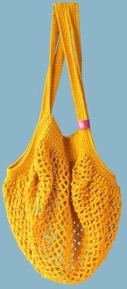 Joly Bag Haakpakket 2 Okergeel