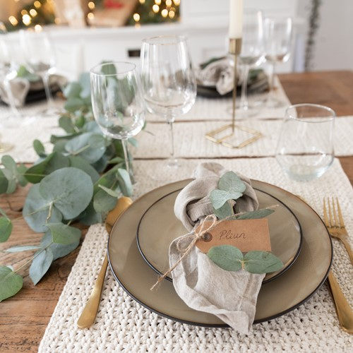 Haakpatroon Yarn and Colors Glamorous Table Pads