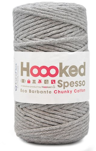 Hoooked Spesso Chunky Cotton 270 Gris