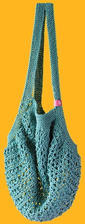 Joly Bag Breipakket 5 Zeegroen