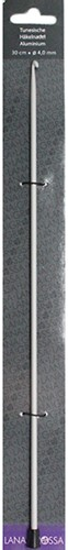 Lana Grossa Tunische Haaknaald Aluminium 5,0mm
