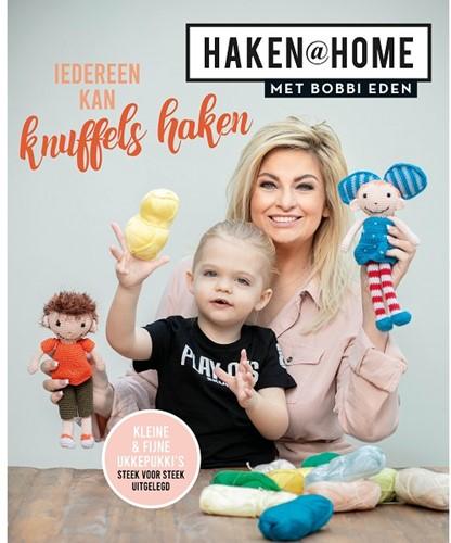 Haken @Home - Iedereen kan knuffels haken met Bobbi Eden