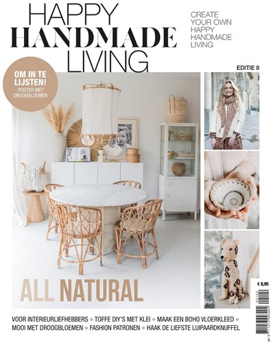 Happy Handmade Living No. 8