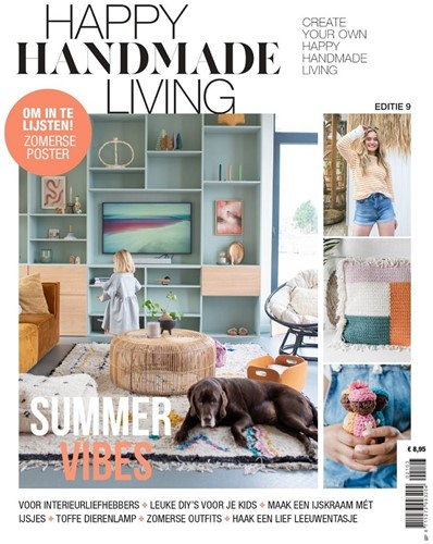 Happy Handmade Living No. 9
