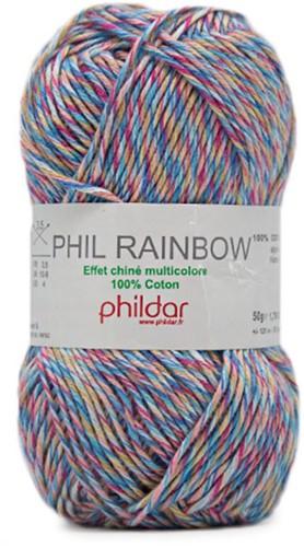 Phildar Phil Rainbow 1119 Hortensia