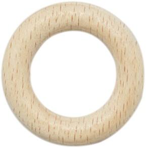 Houten Ringen 3,5 cm