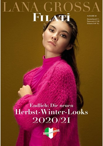 Lana Grossa Filati Journal No. 60 2020