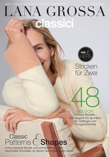 Lana Grossa Filati Classici No. 21 2021