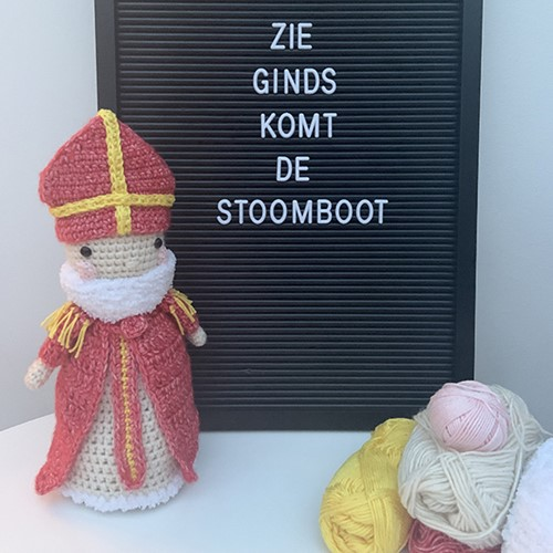 Haakpatroon Switch Sinterklaas