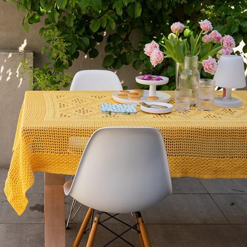 Droom Tafelkleed 5.0 Haakpakket 1 Sunflower