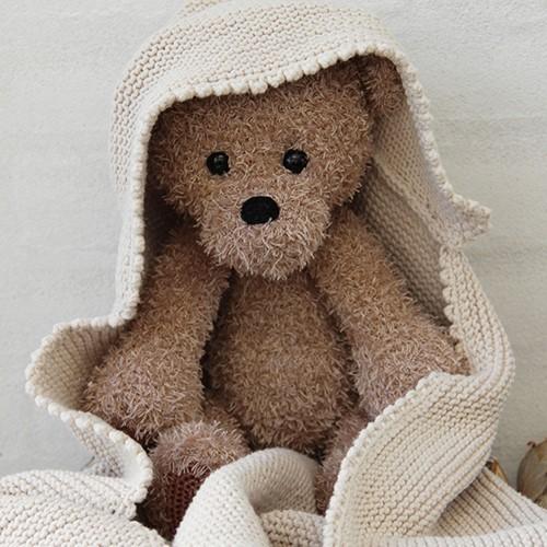 Go Handmade Haakpatroon Teddy met Deken