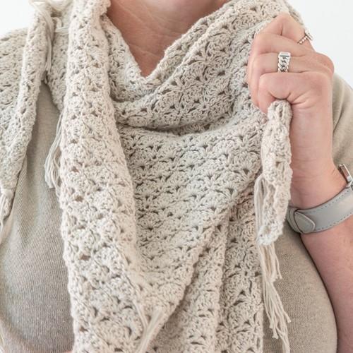 Yarn and Colors It's a Wrap Haakpakket 004 Birch