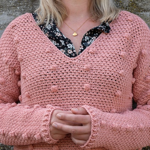 Haakpatroon Yarn and Colors Junction Sweater