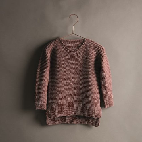 Creative Soft Wool Aran Kindertrui Breipakket 2 122/128