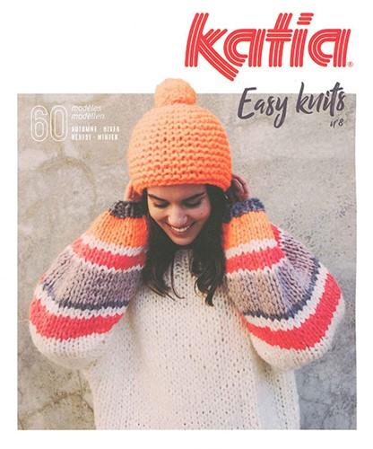 Katia Easy Knits No. 8 2019