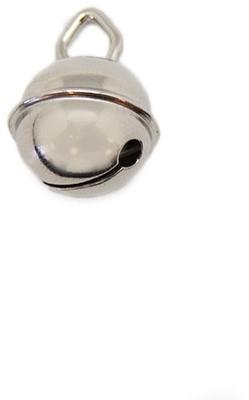 Kattenbel 15mm Silver