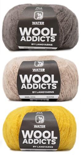 Wooladdicts Butterfly Effect trui breipakket 1 S