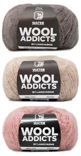 Wooladdicts Butterfly Effect trui breipakket 2 XL