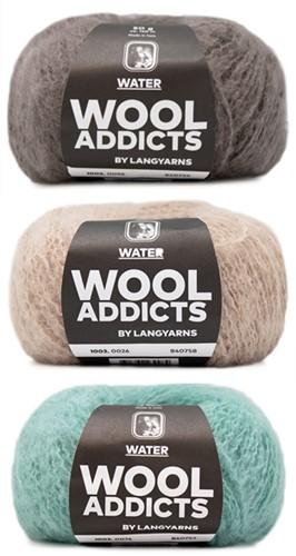 Wooladdicts Butterfly Effect trui breipakket 3 M