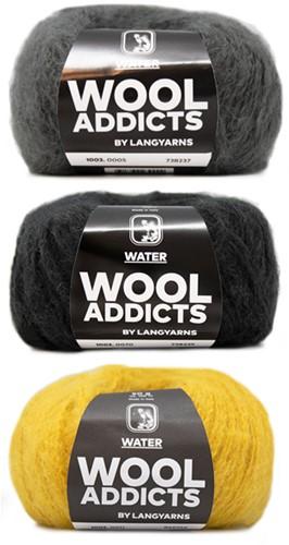 Wooladdicts Butterfly Effect trui breipakket 4 XL