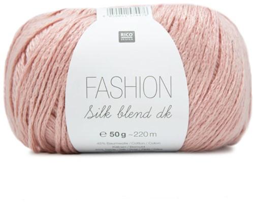Fashion Silk Blend dk Trui Breipakket 1 36/38 Powder