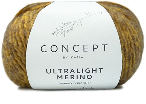 Ultralight Merino Ponchotrui Breipakket 1 XL