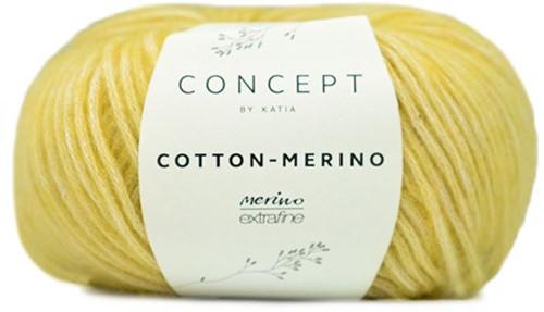 Cotton-Merino Netpatent Trui Breipakket 1 L