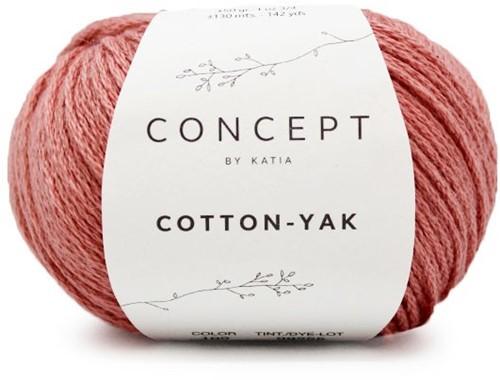 Cotton-Yak Meisjesvest Breipakket 1 8 jaar Coral
