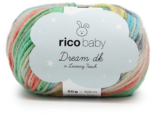 Rico Dream Babydeken Breipakket 1