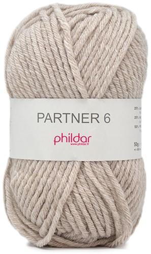 Partner 6 Damesvest Breipakket 2 50/52