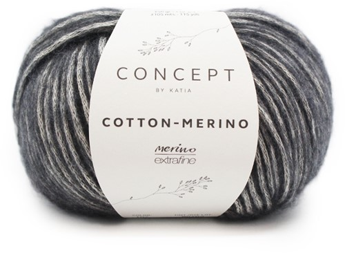 Cotton-Merino Kabel Colsjaal Breipakket 2