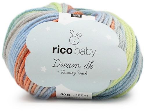 Rico Dream Babytruitje Breipakket 2 - 86/92