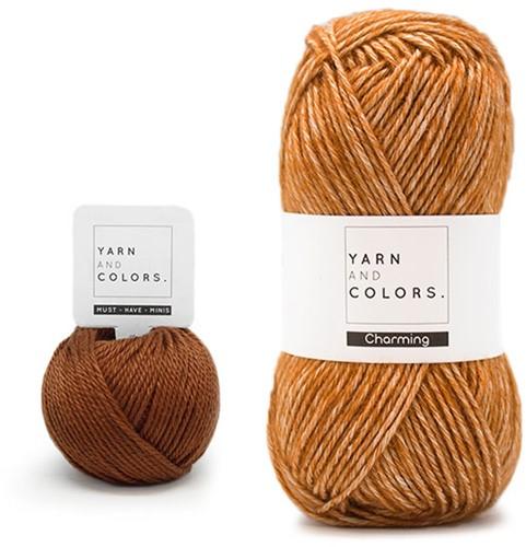 Yarn and Colors Toned Triangle Haakpakket 3