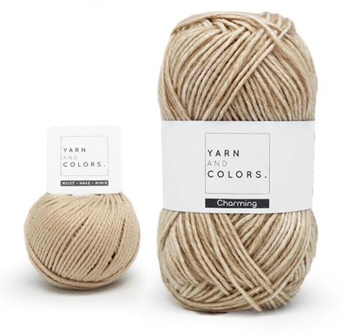 Yarn and Colors Toned Triangle Haakpakket 2