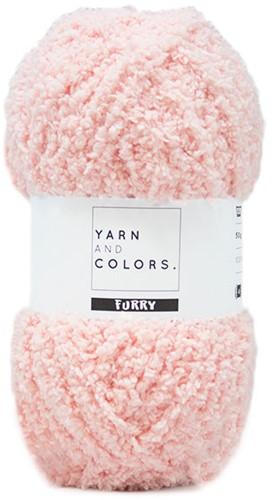 Furry Knuffel Konijn Haakpakket 2 Pastel Pink