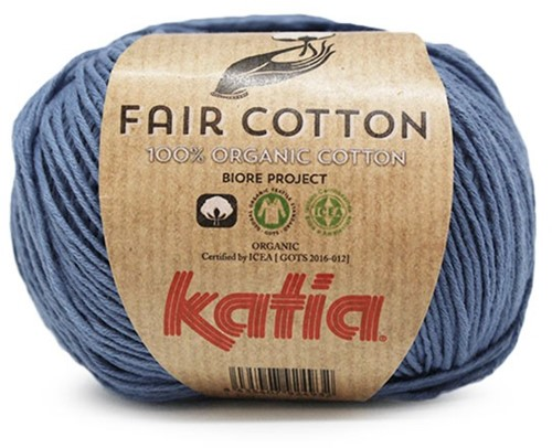 Fair Cotton Bolero Haakpakket 2 42/44 Jeans